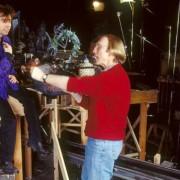 Tim Burton - galeria zdjęć - Zdjęcie nr. 2 z filmu: Miasteczko Halloween