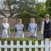 AJ Michalka - galeria zdjęć - Zdjęcie nr. 3 z filmu: Expecting Amish