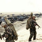 Jake Gyllenhaal - galeria zdjęć - Zdjęcie nr. 18 z filmu: Jarhead: Żołnierz piechoty morskiej