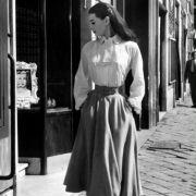 Audrey Hepburn - galeria zdjęć - Zdjęcie nr. 14 z filmu: Rzymskie wakacje