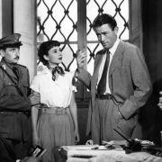 Audrey Hepburn - galeria zdjęć - Zdjęcie nr. 18 z filmu: Rzymskie wakacje