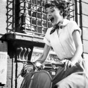 Audrey Hepburn - galeria zdjęć - Zdjęcie nr. 22 z filmu: Rzymskie wakacje
