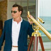 Johnny Depp - galeria zdjęć - Zdjęcie nr. 9 z filmu: Dziennik zakrapiany rumem