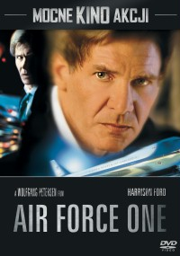 Air Force One (1997) plakat