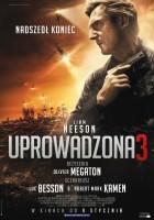plakat - Uprowadzona 3 (2014)