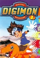 Digimon (1999) plakat