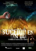 plakat - Sucedió en un día (2010)