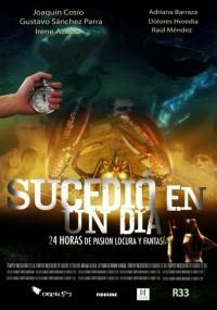 Sucedió en un día (2010) plakat