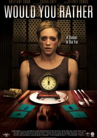 Would You Rather (2012) plakat