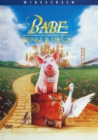 Babe - świnka w mieście (1998) plakat