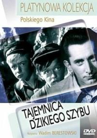 Tajemnica dzikiego szybu (1956) plakat
