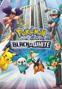 Pokémon Czerń i Biel (2010) plakat