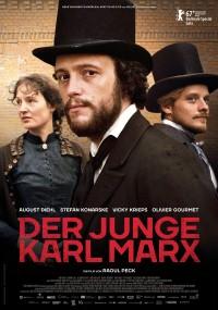 Młody Karol Marks (2017) plakat