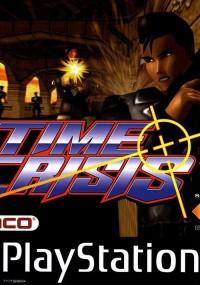 Time Crisis (1997) plakat