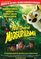 plakat - Na tropie Marsupilami (2012)