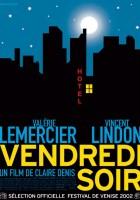 plakat - Piątkowa noc (2002)