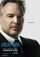 plakat - Prawo i porządek: Zbrodniczy zamiar (2001)