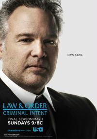 Prawo i porządek: Zbrodniczy zamiar (2001) plakat