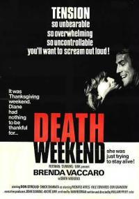 Śmiertelny weekend (1976) plakat