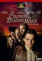 plakat - Człowiek w żelaznej masce (1998)