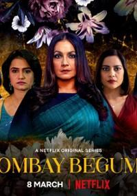 Bombay Begums (2021) plakat