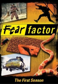 Fear Factor (2001) plakat
