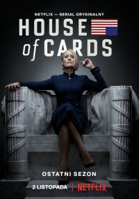 House of Cards (2013) plakat