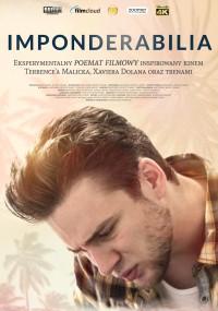 Imponderabilia (2017) plakat