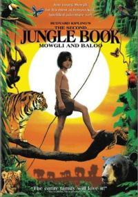 Druga księga dżungli (1997) plakat