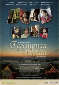 Perempuan punya cerita (2007) plakat