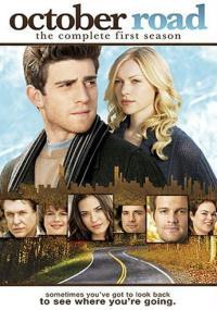 Powrót na October Road (2007) plakat