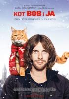 plakat - Kot Bob i ja (2016)