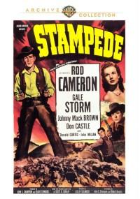 Stampede (1949) plakat