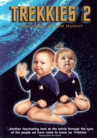 Fani Star Treka na świecie (2004) plakat