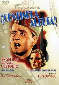 Uwaga, wartownik! (1937) plakat