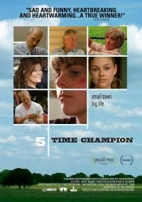 Pięciokrotny mistrz (2011) plakat