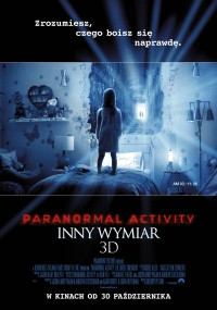 Paranormal Activity: Inny wymiar (2015) plakat