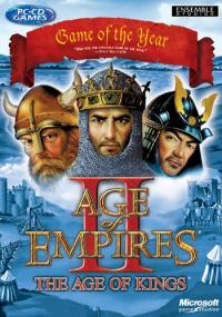 Age of Empires II: The Age of Kings (1999) plakat