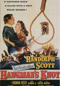 Hangman's Knot (1952) plakat