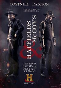 Hatfields & McCoys: Wojna klanów (2012) plakat