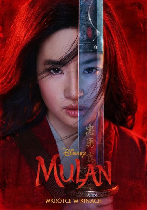 Mulan 2020 gdzie oglądać?
