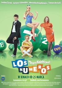 Los numeros (2011) plakat