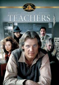 Nauczyciele (1984) plakat