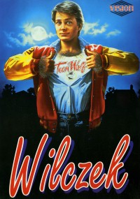 Nastoletni wilkołak (1985) plakat