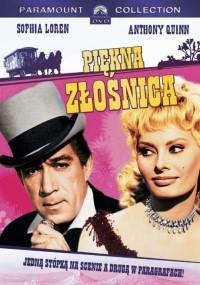 Piękna złośnica (1960) plakat