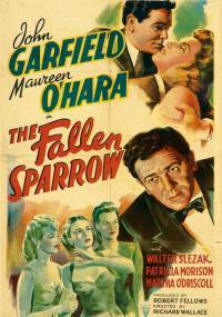 The Fallen Sparrow (1943) plakat