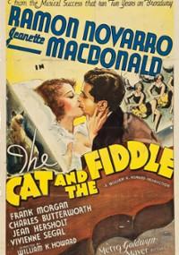 Kot i skrzypce (1934) plakat