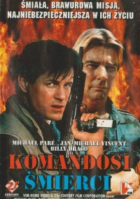 Komandosi śmierci (1993) plakat