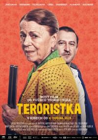 Terrorystka (2019) plakat