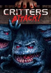 Crittersi atakują (2019) plakat